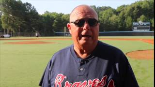 atlanta braves tryout camp