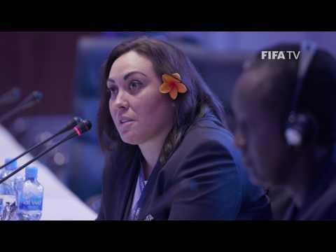 FIFA Congress - Important week for Women's Football