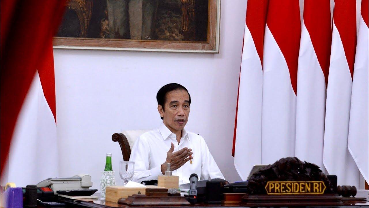 """Pengantar Presiden RI pada Rapat Terbatas """"Percepatan Peningkatan Ekonomi Desa"""", 24 September 2020"""