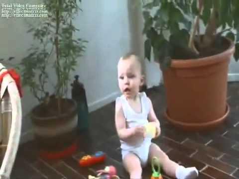 download video lucu baby joget