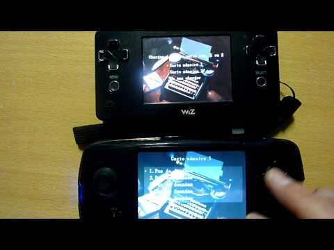 CAANOO vs WIZ - PSX Emulator - Resident Evil 2