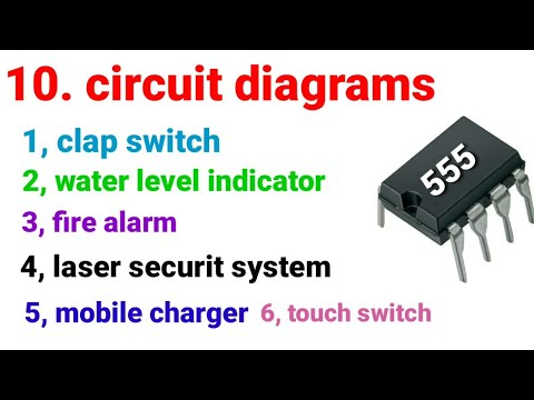 Circuit diagrams 555 ic clapswitch water level indicator fire alaram circuit diagrams 555 ic clapswitch water level indicator fire alaram laser ccuart Gallery