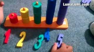 Belajar Berhitung Anak TK: Video  Belajar Berhitung untuk Bayi dan TK