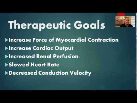Cardiac Glycosides by Kelly Cascario