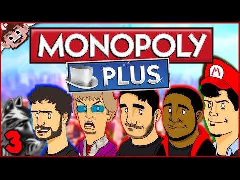Smartys Winning? WTF? (Monopoly Plus w/ The Derp Crew - Part