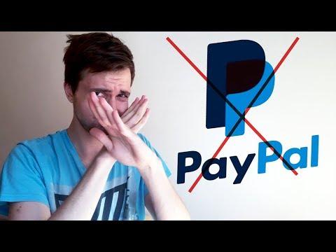 НЕНАВИЖУ PAYPAL / как получить валютный перевод на Paypal