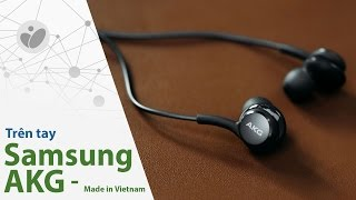 Tinhte.vn | Trên tay Samsung AKG made in Việt Nam, có thể là của Galaxy S8