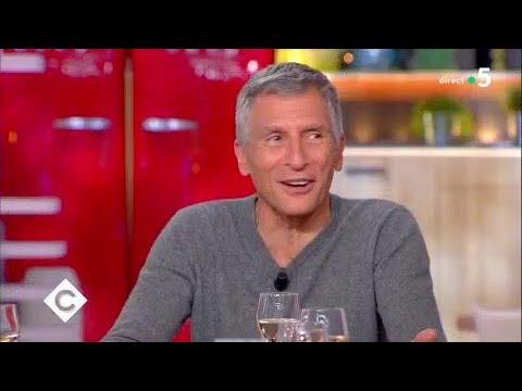 Nagui, l'animateur préféré des Français ! - C à Vous - 19/03/2018