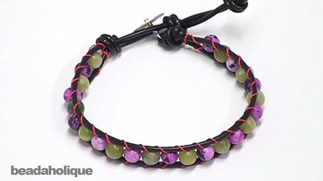 How To Make A Chan Luu Style Wred Bracelet