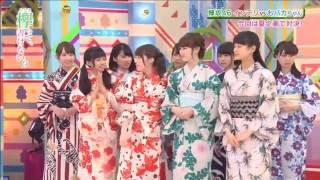 欅坂46 渡邉理佐 ベリサ タラちゃん 欅ってかけない?