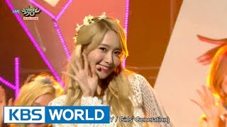Gambar cover Girls' Generation (소녀시대) - PARTY [Music Bank HOT Stage / 2015.07.24]