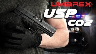 Best Bang for Your Buck? - Umarex Co2 USP - RedWolf Airsoft RWTV