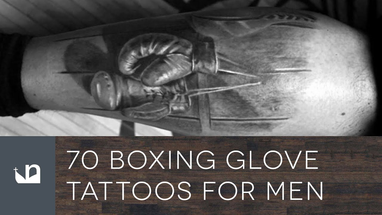 70 boxing glove tattoos for men youtube rh youtube com Boxing Gloves Tattoo Ideas Traditional Boxing Glove Tattoos