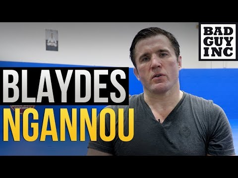 Curtis Blaydes is a tough matchup for Francis Ngannou...