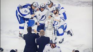 Четверо русских хоккеистов выиграли Кубок Стэнли. Тампа - чемпионы
