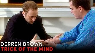 Derren Brown Displays Amazing Time Keeping Skills