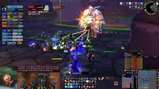 Dreamstate - Abomination Wing Naxxramas 1st clear (Anathema/Nostalrius PVP - Fire Mage Dozzy)