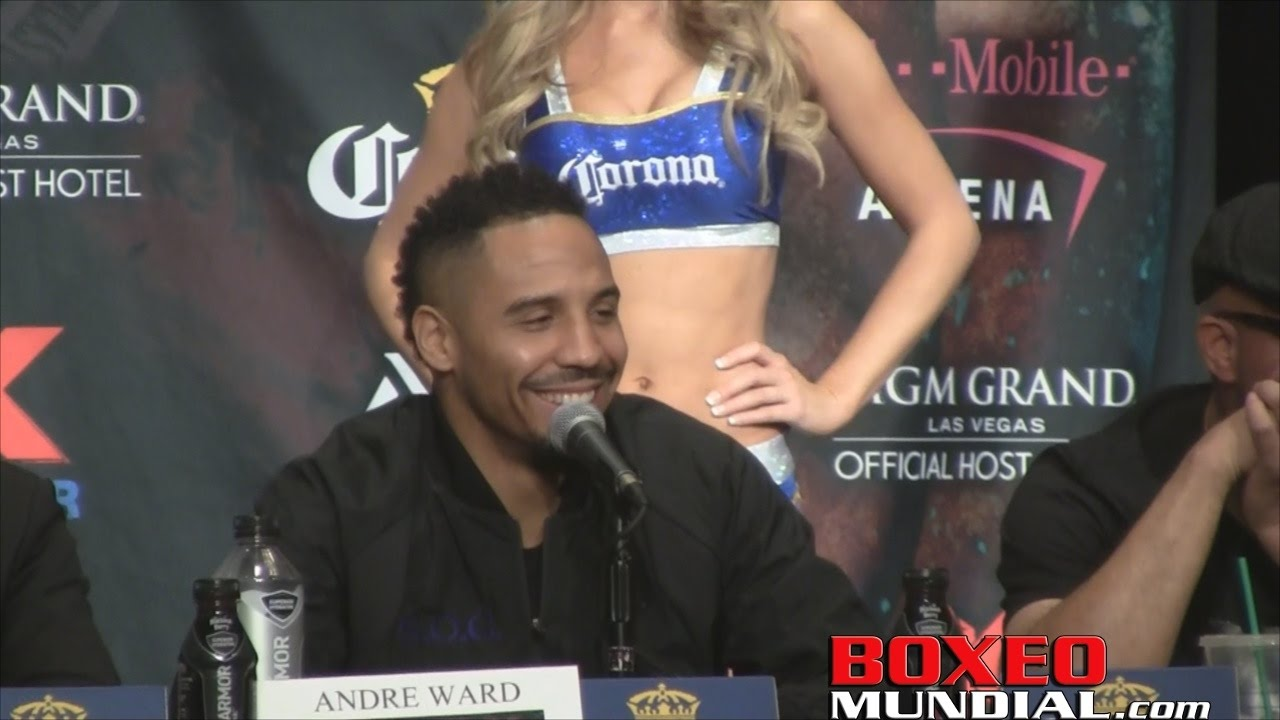 Andre Ward on Conor Mcgregor calling out Floyd Mayweather: It's not a good idea at all