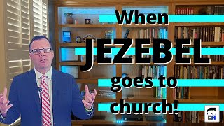 What to do when Jezebel goes to your church? A study of Revelation 2 - The Church of Thyatira