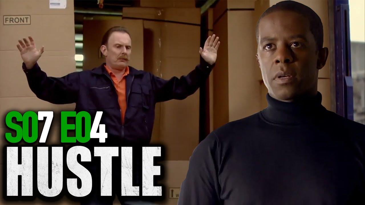 Download Double Cross Drama | Hustle: Season 7 Episode 4 (British Drama) | BBC | Full Episodes
