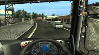 Uk truck simulator ( GRAPHICS TEST ON ORDI)