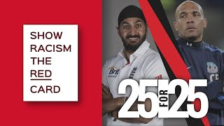 """""""I didn't think we'd get into the halls of power"""": Curtis Fleming and Monty Panesar host '25 for 25'"""