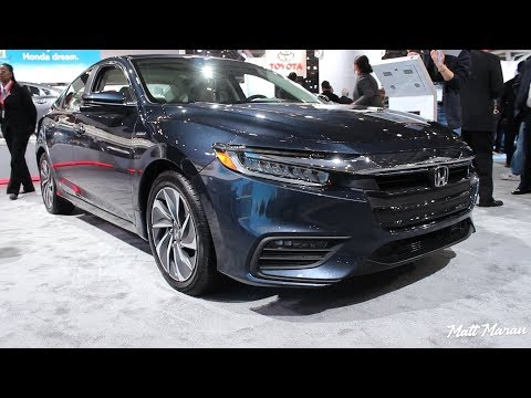 2019 Honda Insight CloseUp Look!