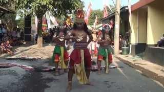 Reog Baruklinting Desa Bejalen Ambarawa