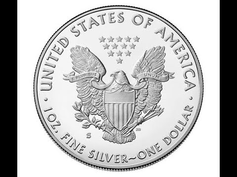 2020 S American Silver Eagle One Ounce Silver Proof Coin Is The Last Year Of The Obverse Design