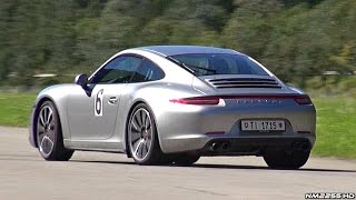 Porsche 991 Carrera 4S with PSE Exhaust Lovely Sound