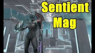 BugFrame: How To Use Sentient Weapons! (Warframe)