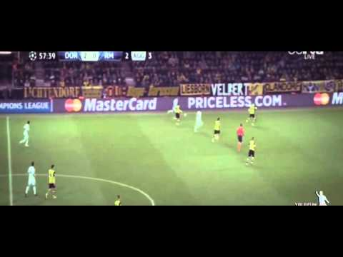 Borussia Dortmund vs Real Madrid 2 0 All Goals and FULL Highlights HD CL 2014