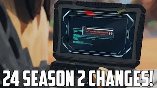 24 New Features Coming to Apex Legends Tomorrow! Season 2 Patch Day