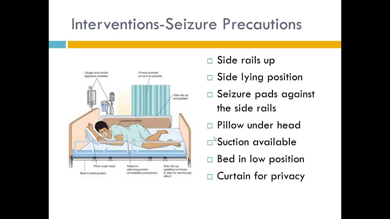 Nursing Managment Of Seizures Podcast Pptx