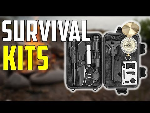 Top 3 Survival Kits You Can Buy On Amazon