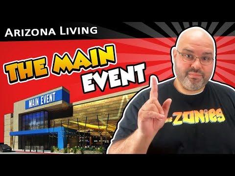 Main Event Arcade Tour