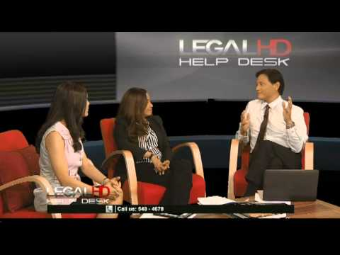 Legal HD Episode 18 - Work Benefits for Women