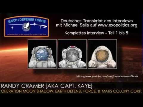 Randy Cramer - Earth Defense Force - Deutsch (Teil 1-5)