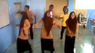 Goyang Cesar Sma Negeri 6 Banda Aceh Youtube