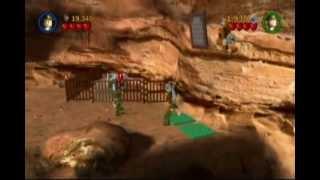 LEGO Indiana Jones Walkthrough - Young Indy (Secret Level)