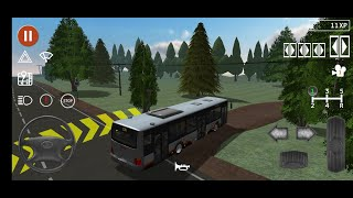 Public Transport Simulator Coach #1 Country Map Android Gameplay screenshot 3