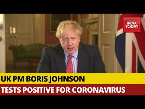 Coronavirus: British PM Boris Johnson Tests Positive For Covid-19 | Breaking News