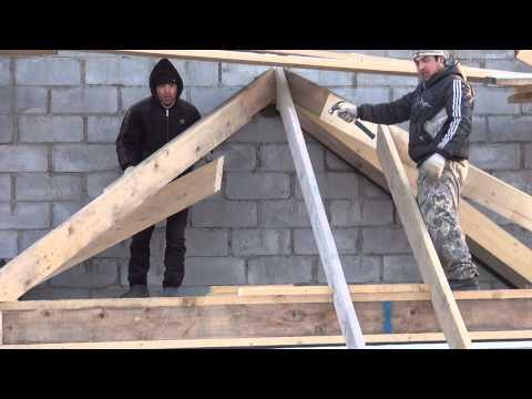 Как правильно накрыть крышу на пристройке к дому