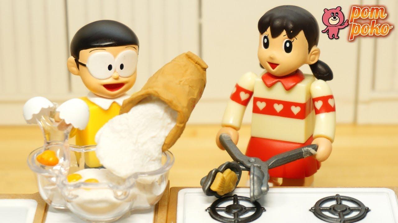 【ドラえもん】のび太くんも大満足!しずかちゃんの手作りたい焼き