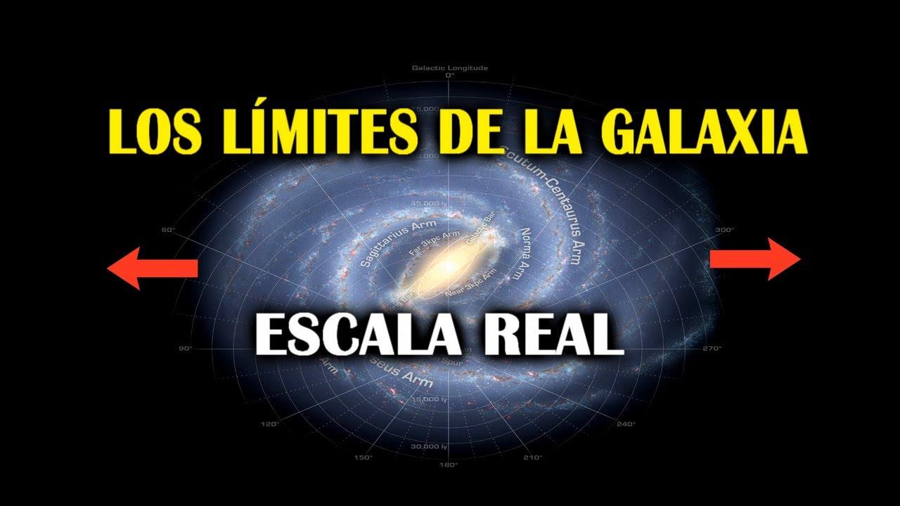 ¿Qué hay en el borde de la galaxia Vía Láctea?