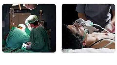 기관절개술 수술과정