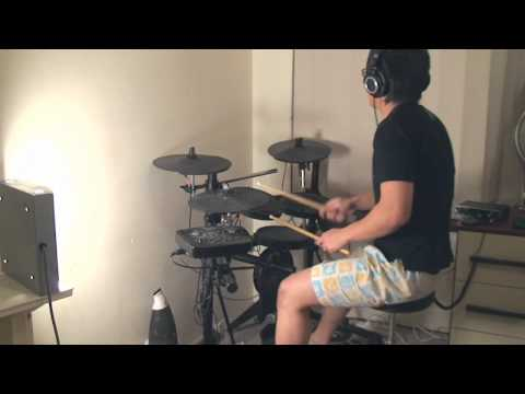 Netral - Lintang (drum cover) by Budi Fang