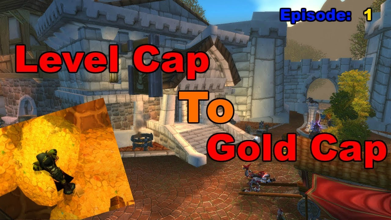 WoW: BFA - Level Cap to Gold Cap - Ep 1 Setup, TSM, FIRST AUCTIONS