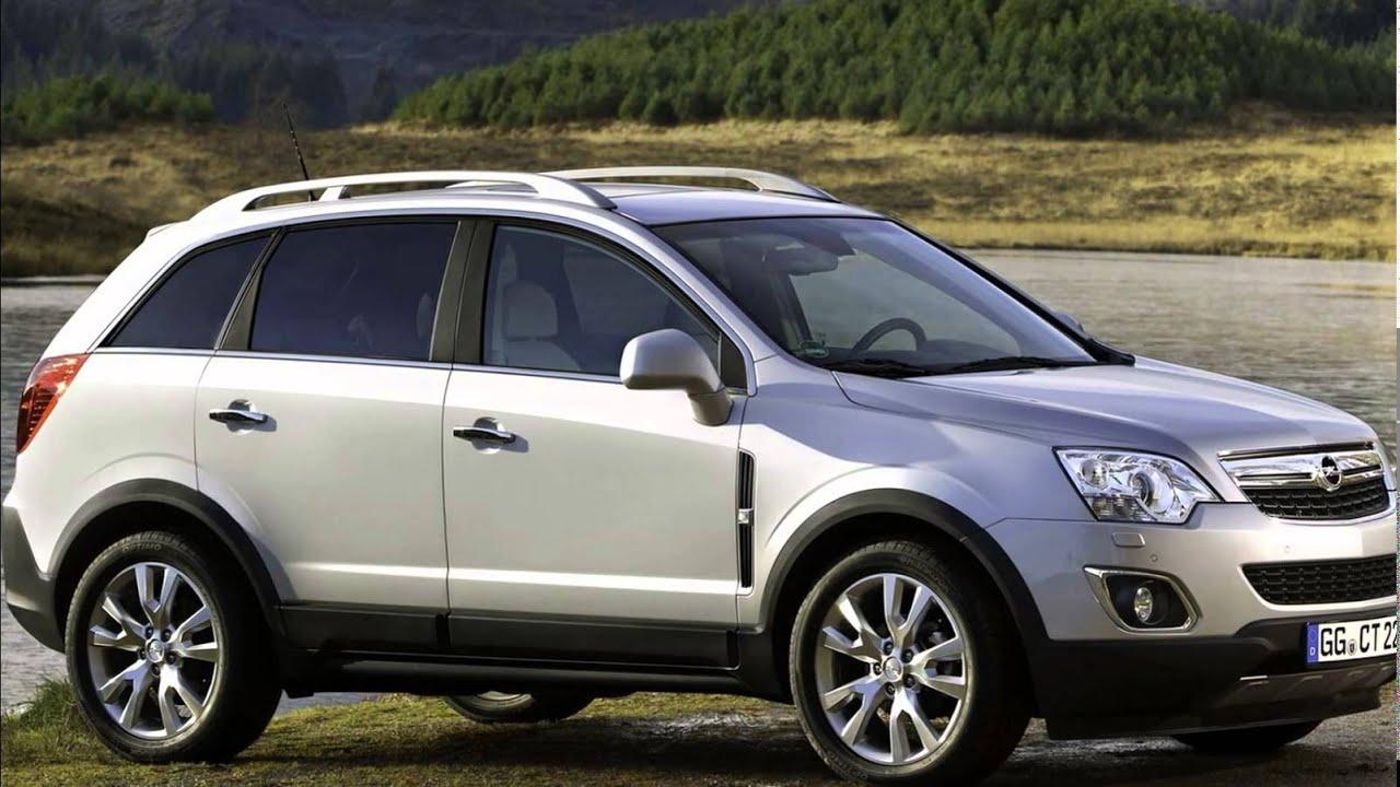 Opel Antara dizel 2,2 winter fun легкое бездорожье (шесть)