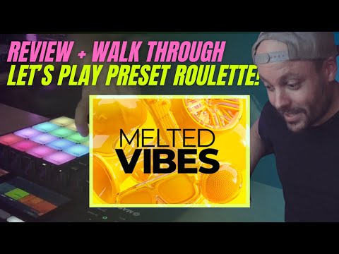Native Instruments | Melted Vibes | Walkthrough + Review | Kontakt Play Series